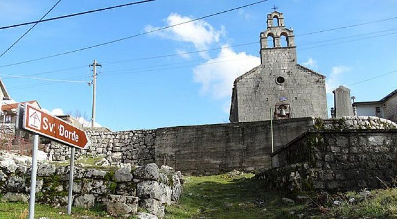 Crkva Na Njegusima