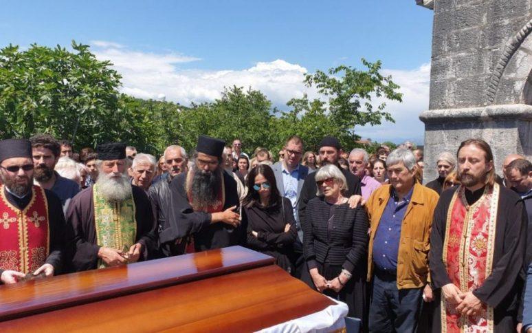Ilija Boljević sahrana