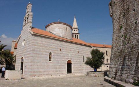 Црква Свете Тројице Будва