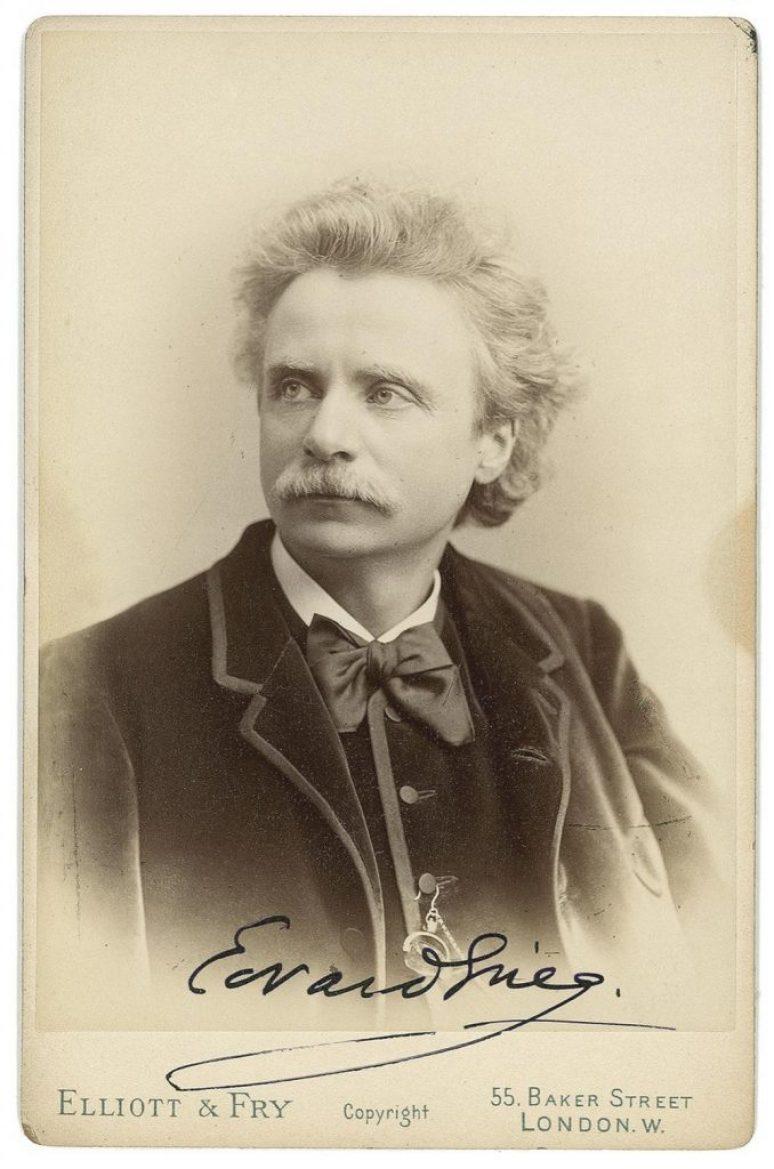 Edvard Grieg (1888)