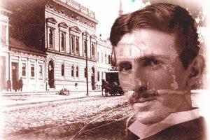 Nikola Tesla U Beogradu