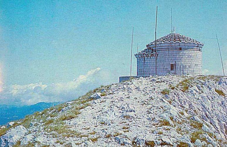 Njegoseva Kapela
