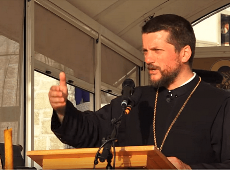 Otac Gojko Ostrog