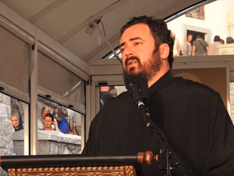 Otac Vladimir Palibrk
