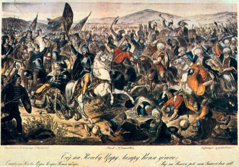 Battle On Kosovo1389