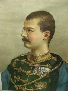 Originalslika Aleksandar Obrenovic