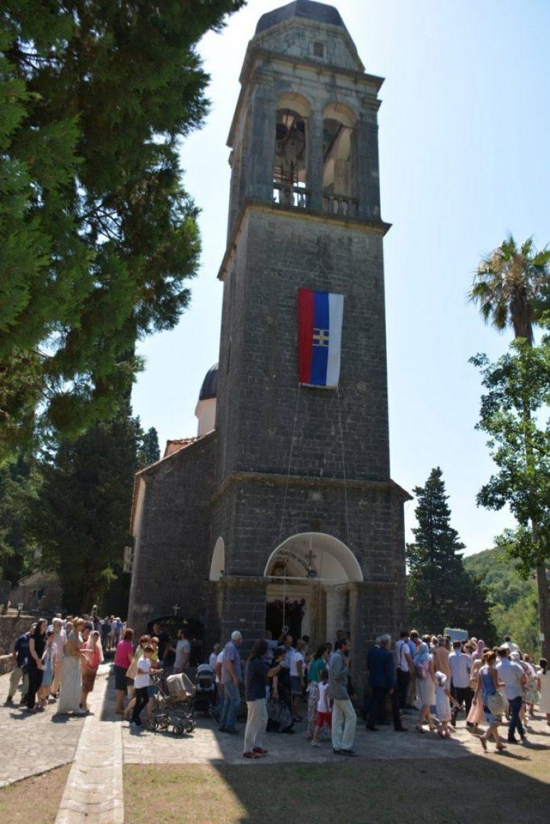 Црква Полагања ризе Пресвете Богородице у Бијелој
