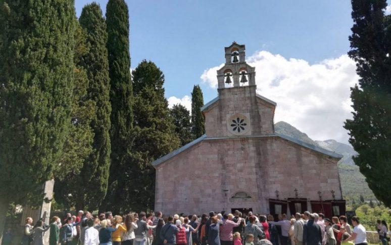 Црква Светог Николе у Старом Бару