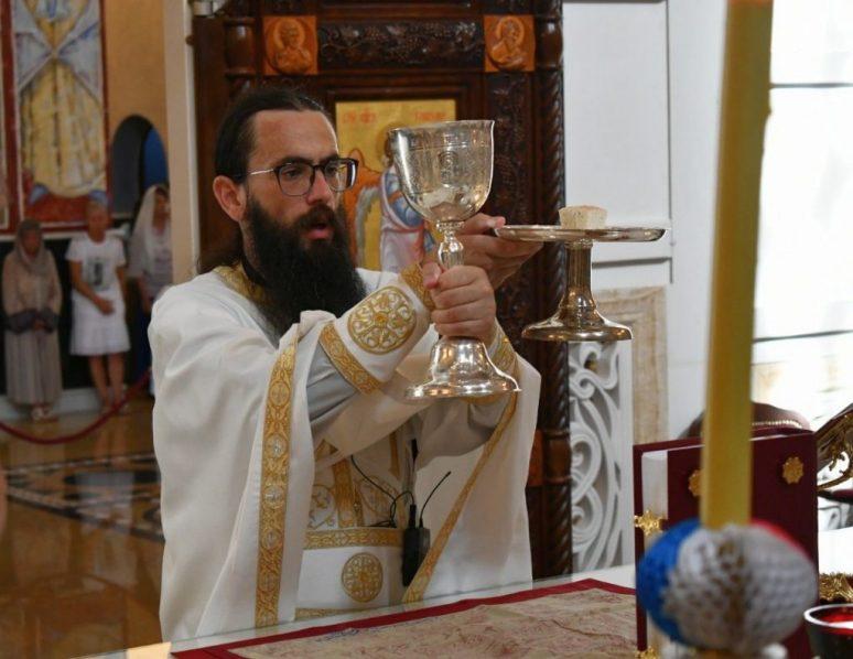 Јеромонах Евстатије игуман манастира на Ободу Црнојевића
