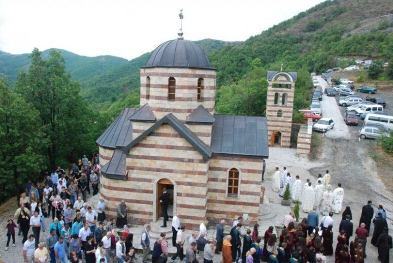 Манастир Девине воде