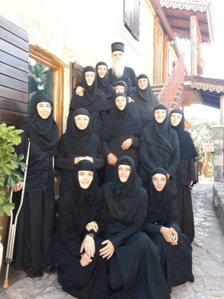 Монахиње Рустово
