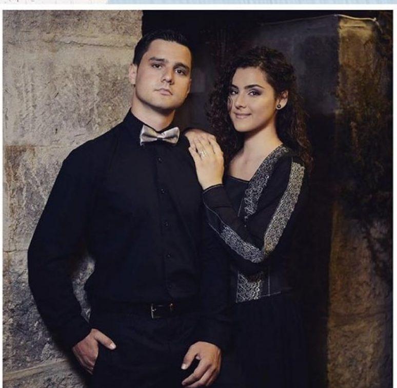 Nikola i Bojana Peković