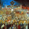 The Painting Eternal Russia 1988