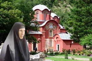 Мати Харитина игуманија Пећке патријаршије