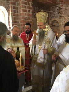 Jul 201 Arhijerejska Liturgija U Namastiru 8