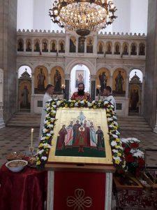 Jul 2019 Arhijerejska Liturgija Na Romanove U Niksicu 6