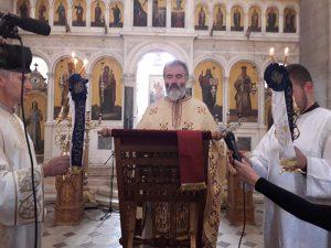 Jul 2019 Arhijerejska Liturgija Na Romanove U Niksicu 8