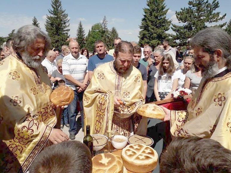 Jul 2019 Liturgija Na Petrovdan U Niksicu