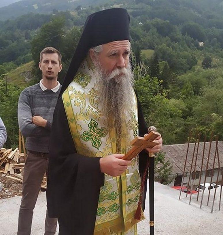 Jul 2019 Osvecenje Temelja Hrama U Djulicima 1