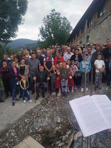 Jul 2019 Osvecenje Temelja Hrama U Djulicima 4