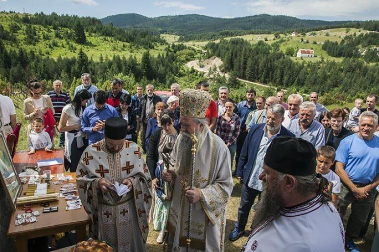 Jul 2019 Petrovdanski Sabor Na Vrelima Kod Zabljaka