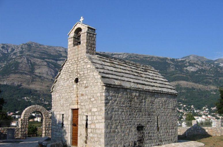 Crkva Svete Petke Sutomore