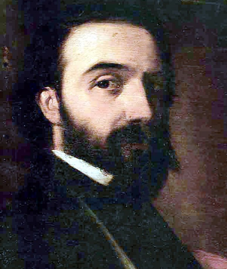 Djura Jaksic Autoportret