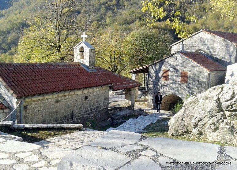 Manastir Celija Dobrska Kod Cetinja