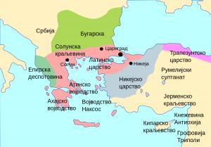 Nikejsko Carstvo