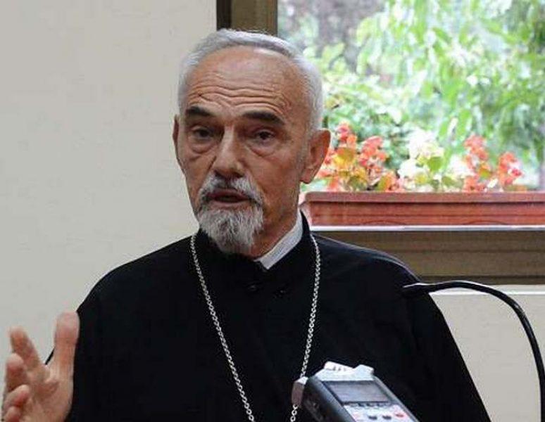 Protoprezviter stavrofor dr Aleksandar Sredojević