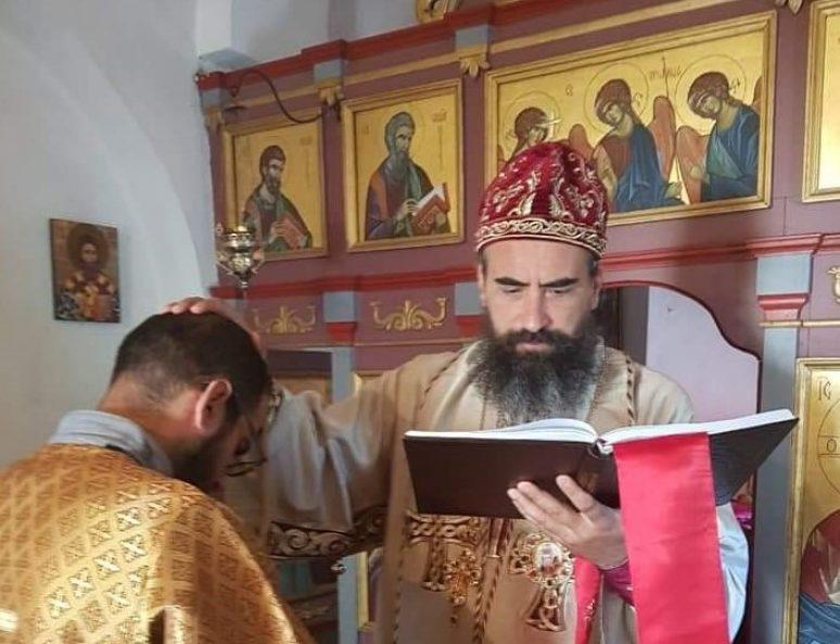 Викарни Епископ диоклијски г. Методије