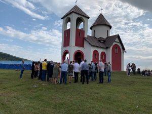 Avg 2019 Osvecenje U Bijeloj Crkvi Kod Rozaja 1