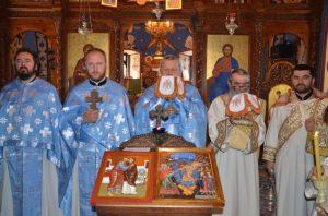 Доњи манастир Острог