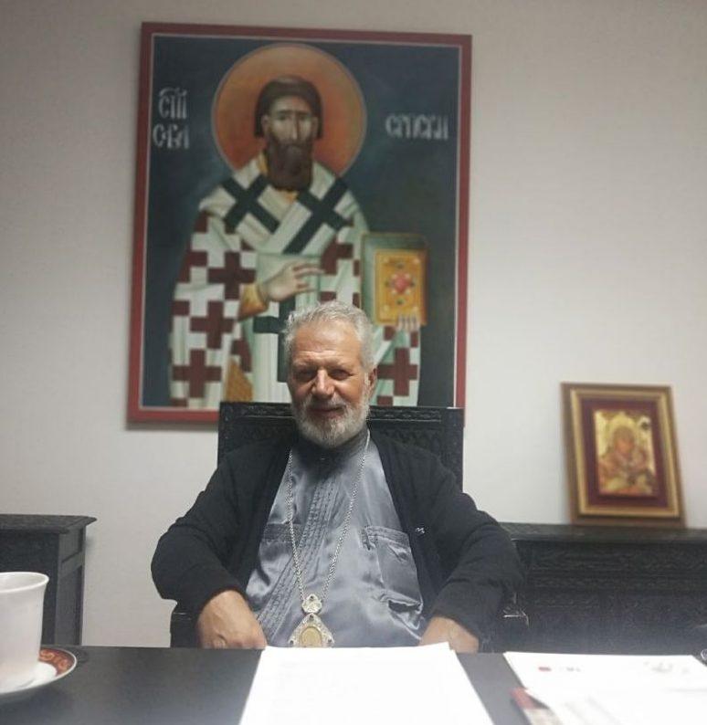 Episkop Ignatije Foto Slovo Ljubve