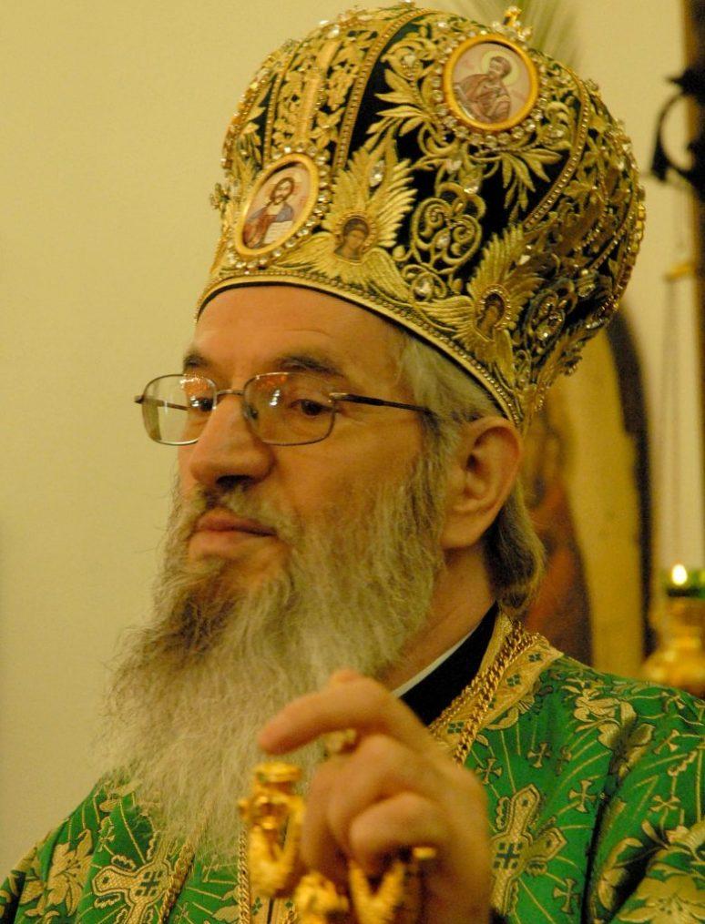 Епископ Јован Младеновић