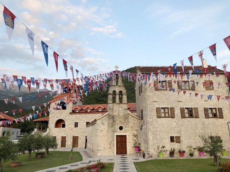 Манастир Подластва