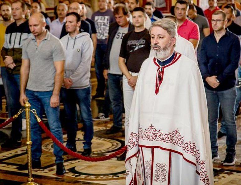 Отац Мирчета Шљиванчанин