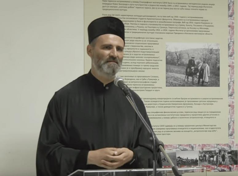 Отац Предраг Шћепановић