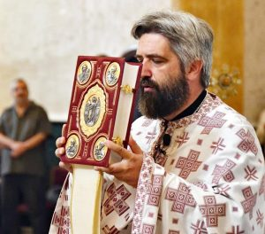 Отац Слободан Зековић