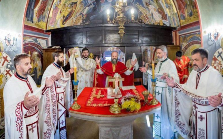 Proslavljena Hramovna Slava Crkve Rozdestva Presvete Bogorodice Na Cepurcima U Podgorici
