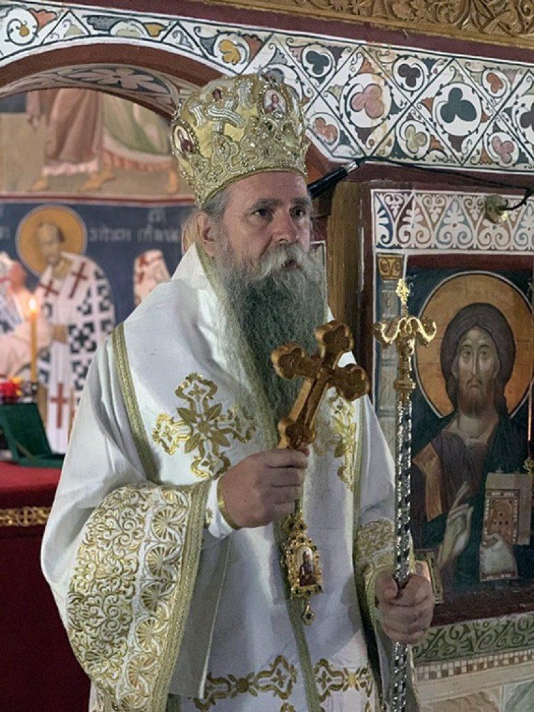 Sep 2019 Arhijerejska Liturgija I Monasenje U Manastiru Podmalinsko 15