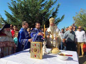 Sep 2019 Arhijerejska Liturgija I Slava Manstira Kosijerevo 25