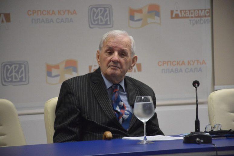 Академик Зоран Лакић