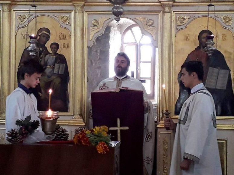 Отац Игор Балабан