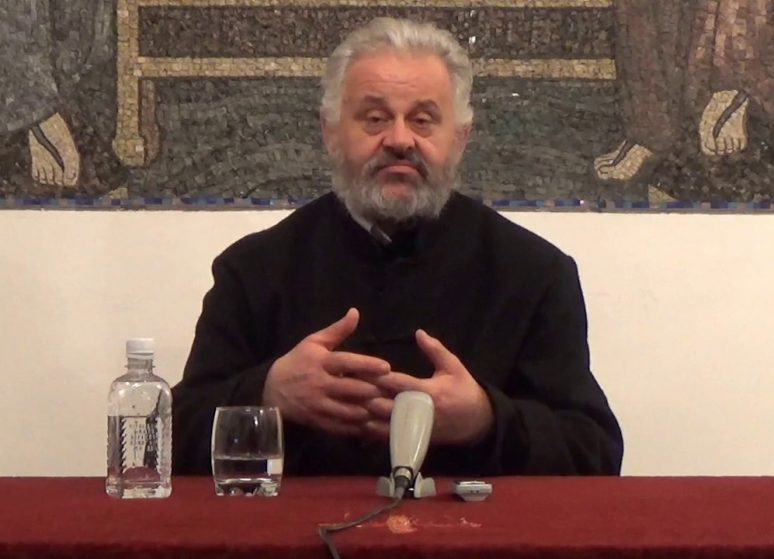Отац Љубивоје Стојановић