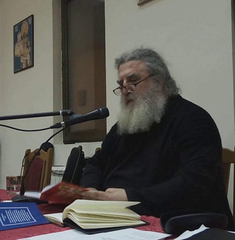 Отац Серафим Петковић