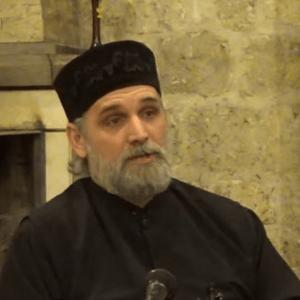 Отац Жељко Ћалић