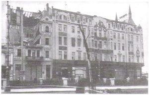 Pad Beograda 1915