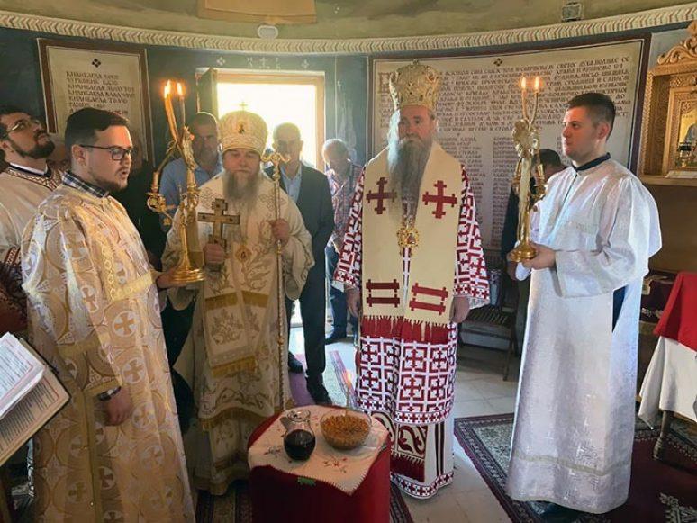 Arhijerejska Liturgija U Kosijerevu 20 1