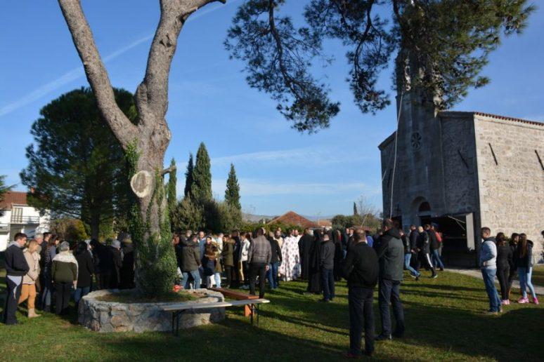 Црква Светог Ђорђа у Доњој Горици